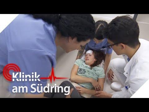 Warum verliert die Frau so oft für lange Zeit ihr Bewusstsein? | Klinik am Südring | SAT.1 TV