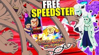 ANOTHER INCREDIBLE F2P UNIT FOR PVP??! SUPER IMPACT OBITO PVP SHOWCASE | Ultimate Ninja Blazing
