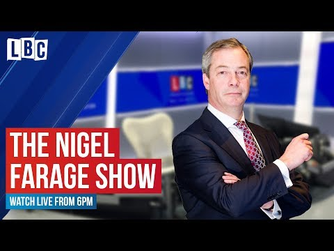 The Nigel Farage Show: does the government's coronavirus response make sense? | watch live on LBC