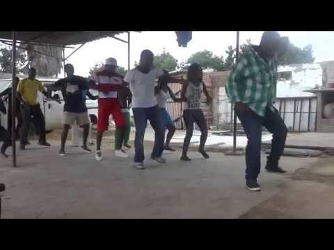 Kukere dance Terence Mashaira & Nyaradzo Shamhu wedding rehersal