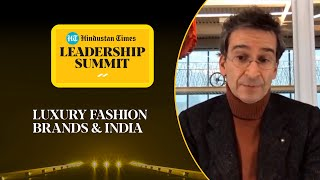 'India has huge potential as market for fashion brands': Federico Marchetti