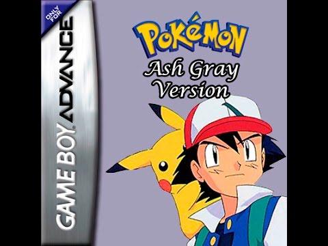 pokemon ash gray скачать на русском