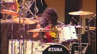 tribute to john bonham   8 drummers play communication breakdown