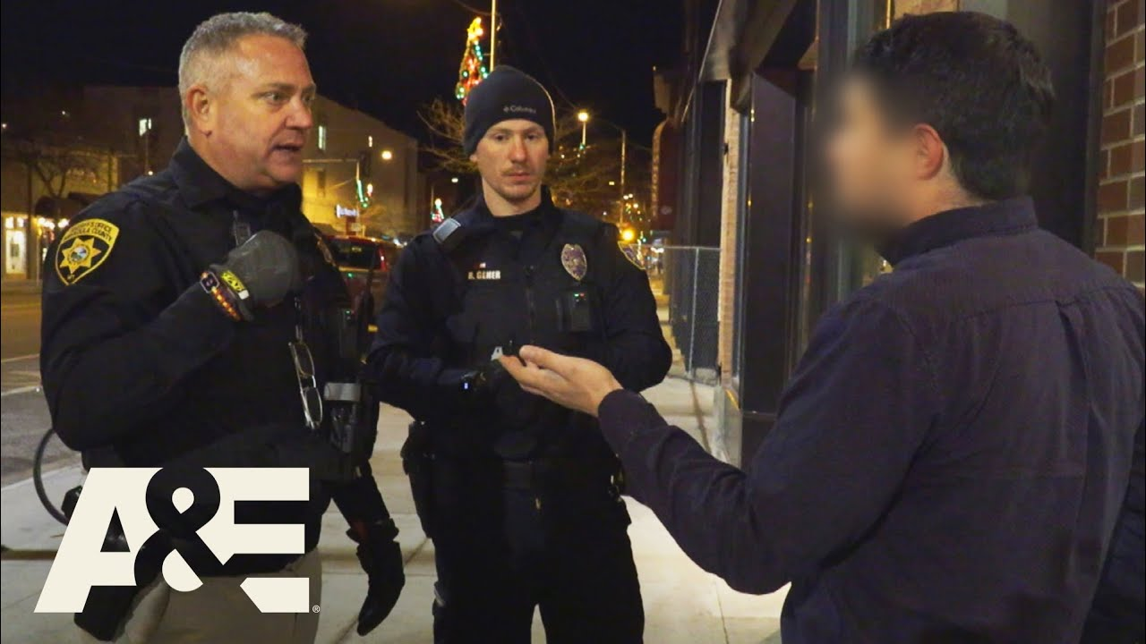 Live PD: Pick on Someone Your Own Size (Season 4) | A&E