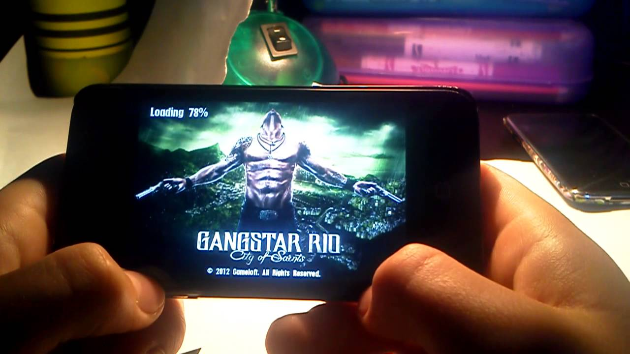 Free Games Iphone 4