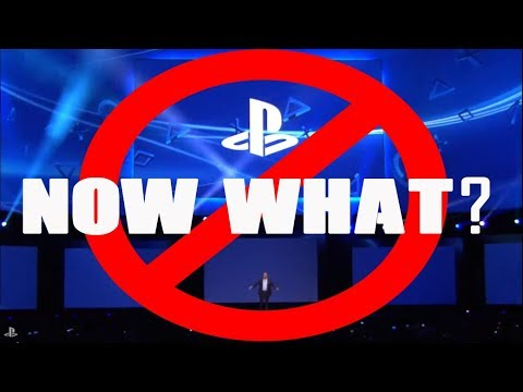 Sony PlayStation PRESS CONFERENCE E3 2018 - GAMING NEWS Changing?