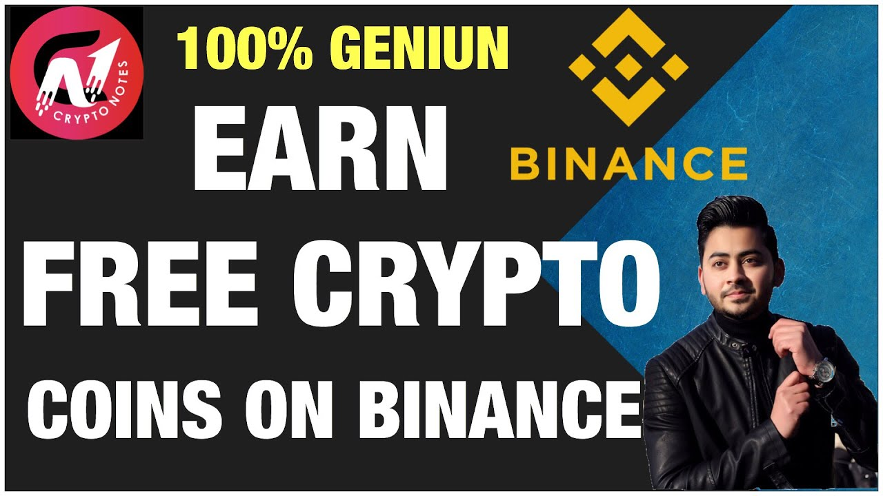 Earn Free Crypto coins on Binance Exchange FREE AIRDROP 2019