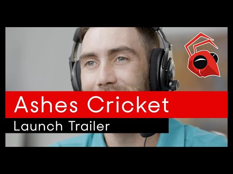 Ashes Cricket launch trailer - the game is OUT NOW!