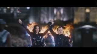 """Die Tribute von Panem - The Hunger Games"" Important szenes + movie music download"