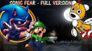 SONIC FEAR EN TAILS DOLL.exe FULL VERSION - BEST SONIC CREEPYPASTA GAME?!
