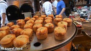 Cover images Egg Bread / Gyeranbbang (계란빵) KOREAN STREET FOOD  (KRW 3.000 )