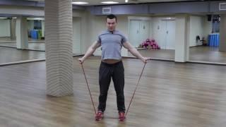 Разминка плечевого сустава (ЛФК)