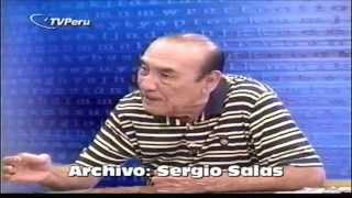 Oscar Avilés y Marco Aurelio Denegri