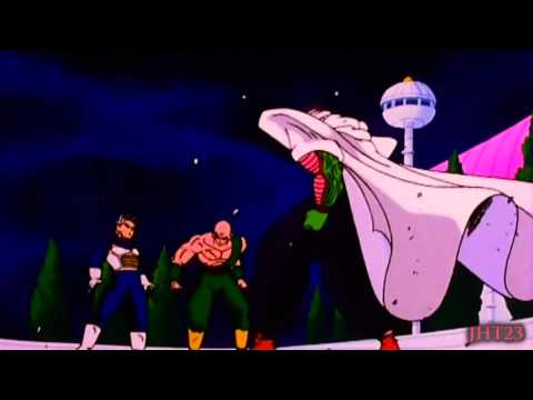 Gokus Power Up For Korin (HD)