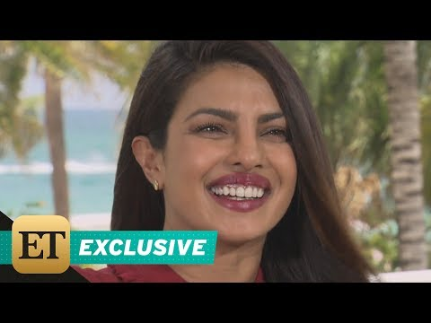 EXCLUSIVE: Priyanka Chopra Talks Playing the Sexiest Villain of All Time in 'Baywatch'