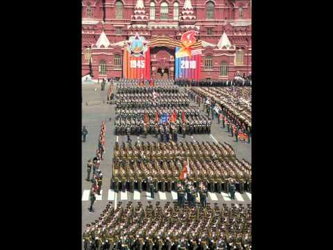 Music for Victory Parade (part 1 - Infantry)