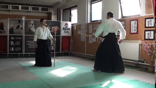 31 no jo awase jo- jo [TUTORIAL] Aikido advanced weapon technique: