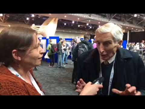 Astronomer Royal Lord Martin Rees of Ludlow about EWASS