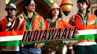 Indiawaale Full Title Song Happy New Year | Shahrukh Khan | KK, Shankar Mahadevan