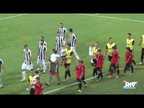 Flogore (San Marino ) vs AEK Larnaca Champion league qualifer 1-3