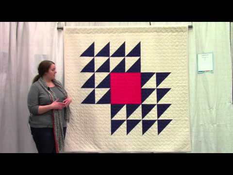 Go Tell It at the Quilt Show! interview with Heather Jones