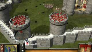 Repeat youtube video Stronghold 2: Castle Defense
