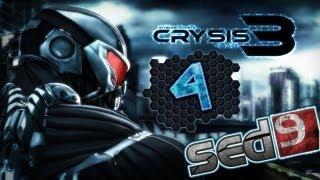 Crysis 3 #4 - Играем только луком, лучший лук в играх!