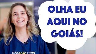 Olha eu aqui no Goiás!