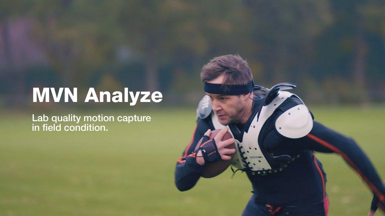 Xsens MVN Analyze - Products - Xsens 3D motion tracking