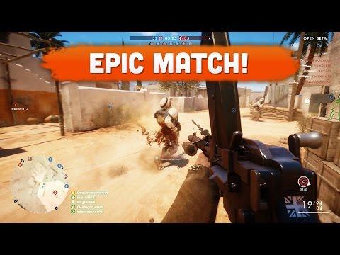 EPIC 81 KILL MATCH! - Battlefield 1 (Multiplayer Beta Gameplay)