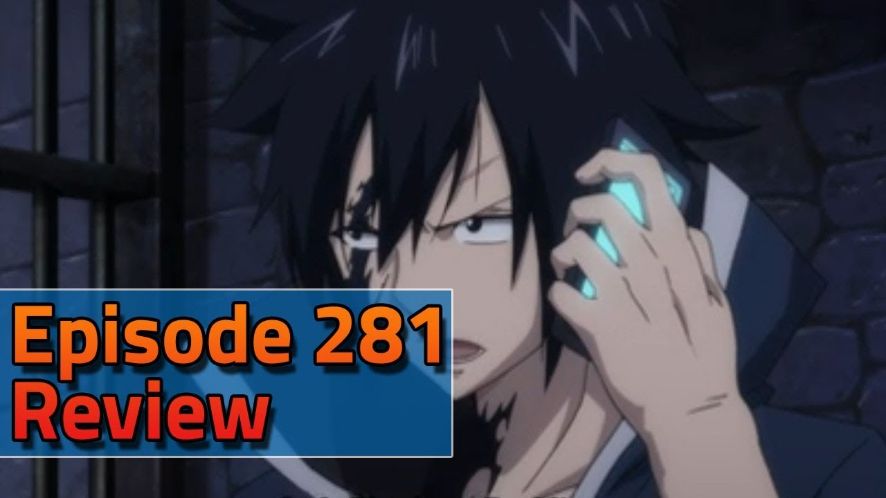Fairy Tail Episode 281 Review - Fairy Tail Final Season Episode 4 Review