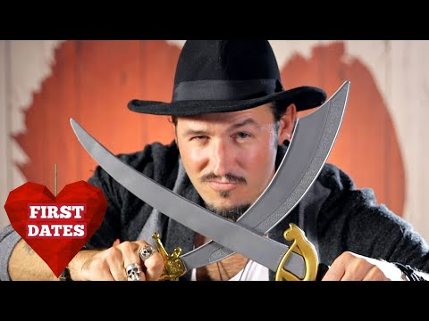 Will Bristol's Johnny Depp Be Drunk In Love? | First Dates