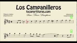 Los Campanilleros Sheet Music for Tenor Saxophone