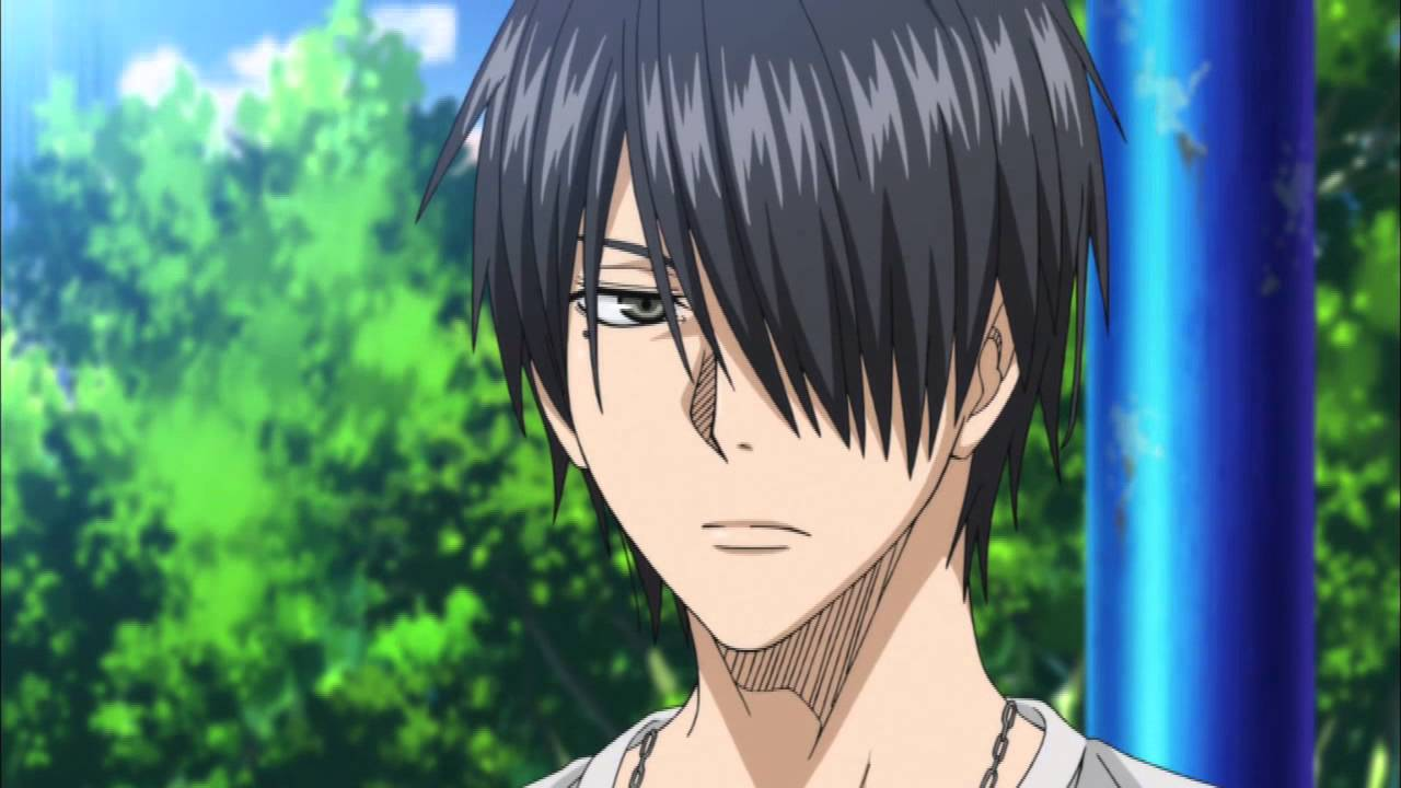 Anime Characters Speaking English : Kagami himuro speak english knb season youtube