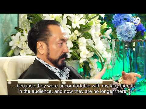 Adnan Oktar interviewed by International News Agency
