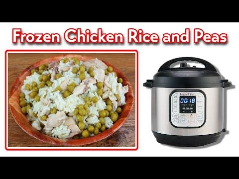 Frozen Chicken Thighs Instant Pot