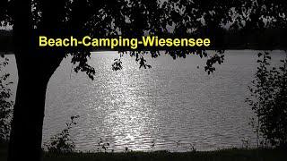 Beach-Camping Wiesensee 👍👍👍