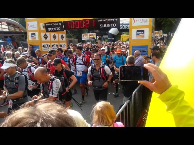 TransAlpine Run 2013 Start Oberstdorf