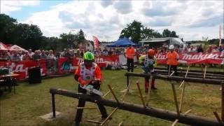Międzynarodowe zawody drwali Bobrowa 2016