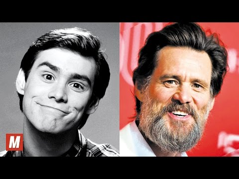Jim Carrey | From 1 to 55 Years Old