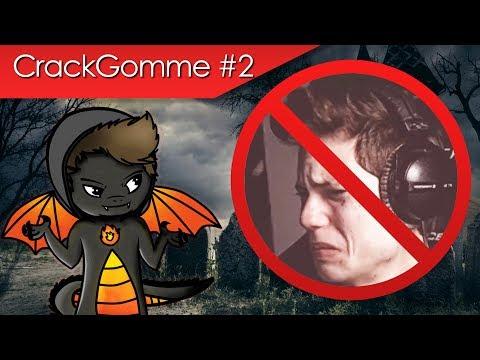Crackgomme - Video gegen Ex-Freundin, Antwort an mich, Fake Spenden