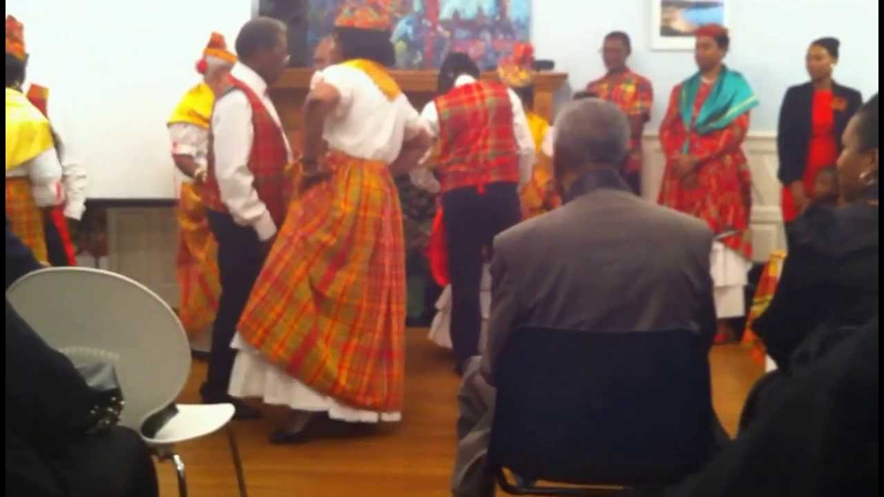Joint jounen kwyl celebrations 2013 at the dominica st lucia joint jounen kwyl celebrations 2013 at the dominica st lucia high commission london youtube sciox Images