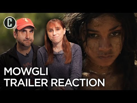 Mowgli Trailer Reaction & Review