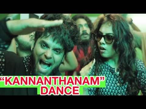 Kannanthanam DJ Remix (Dance cover) - Tony tarz - Kaly Malayalam Movie