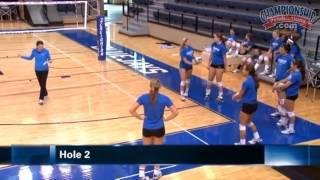 Esercizi sintetici/globali per tecniche e fondamentali - Pallavolo, volleyball