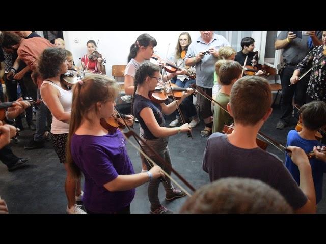 Métatábor 2018 - Kuczera Barbara hegedűsei - Somogyi összehúzás/1