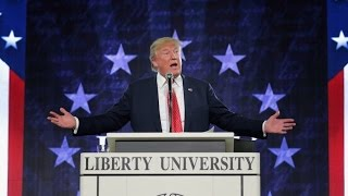 Christian Liberty University Students Are DONE With Trump