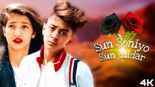 Sun Soniyo Sun Dildar  Heart Touching Love Story  Rahul Amrita Romance  Sad Song 2019