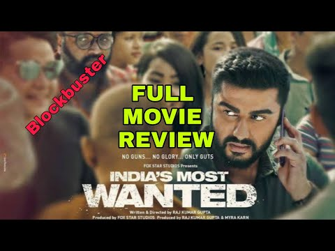 india's-most-wanted-quick-movie-review,-first-movie-review,-honest-review,-arjun-kapoor