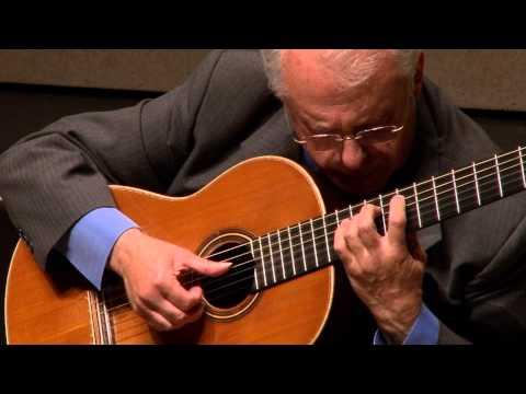 Pepe Romero plays Albeniz: